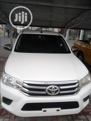 Toyota Hilux 2016 White | Cars for sale in Lagos State, Lekki
