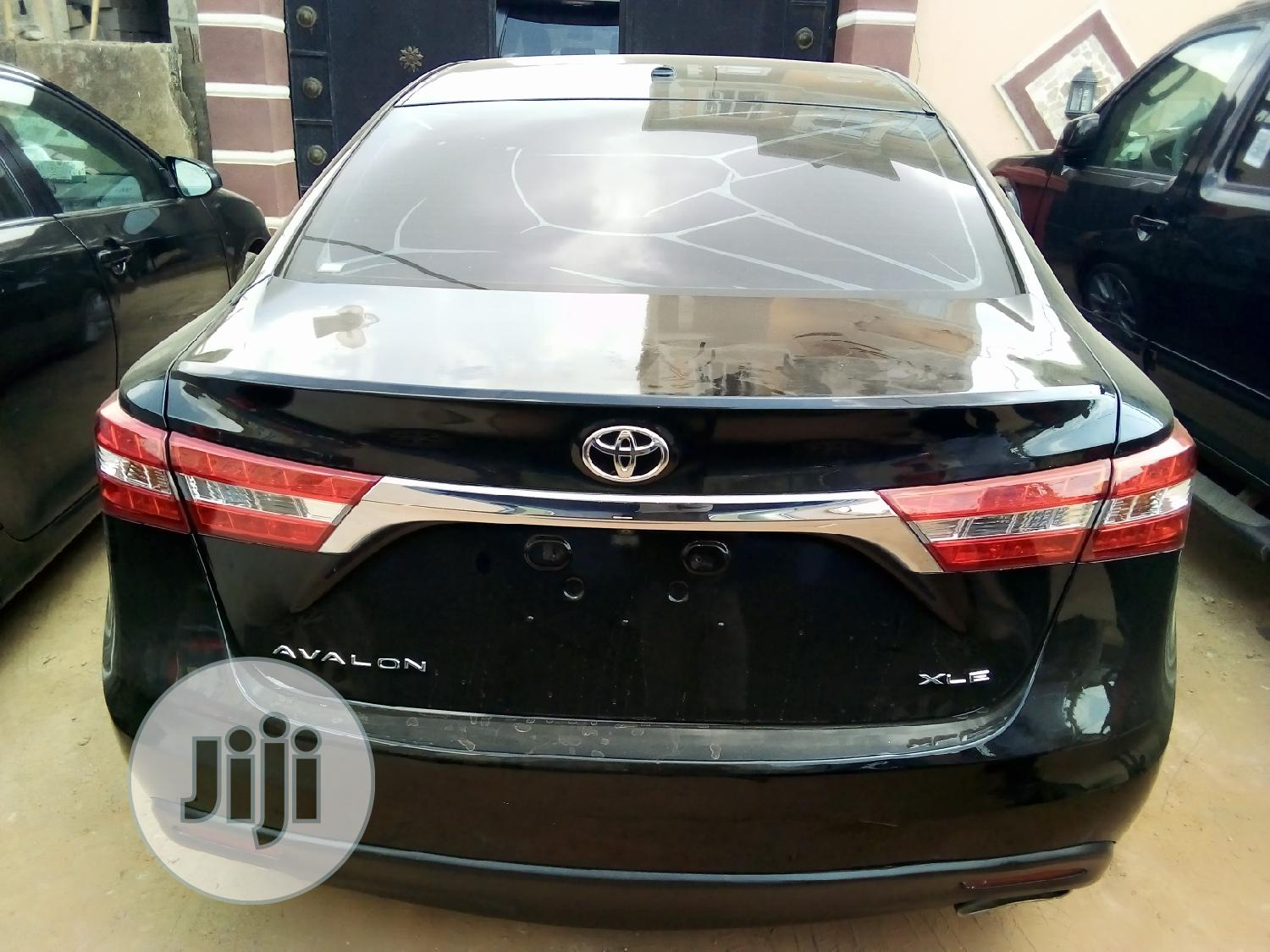 Toyota Avalon 2013 Black   Cars for sale in Ogba, Lagos State, Nigeria