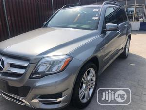 Mercedes-Benz GLK-Class 2014 Gray | Cars for sale in Lagos State, Ikeja