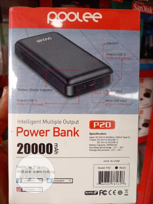 20000mah Power Bank Poolee   Accessories for Mobile Phones & Tablets for sale in Lagos State, Ikeja