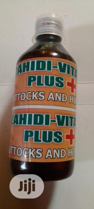 Zahidi Vita Plus Buttocks and Hips Syrup | Sexual Wellness for sale in Lagos State, Alimosho