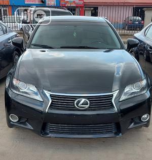 Lexus GS 2015 Black | Cars for sale in Lagos State, Ajah