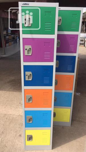 Quality Metal Cabinet Locker | Furniture for sale in Abuja (FCT) State, Maitama