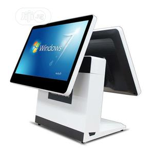 Double Screen POS System (Screen Touch) | Computer Monitors for sale in Lagos State, Ikeja