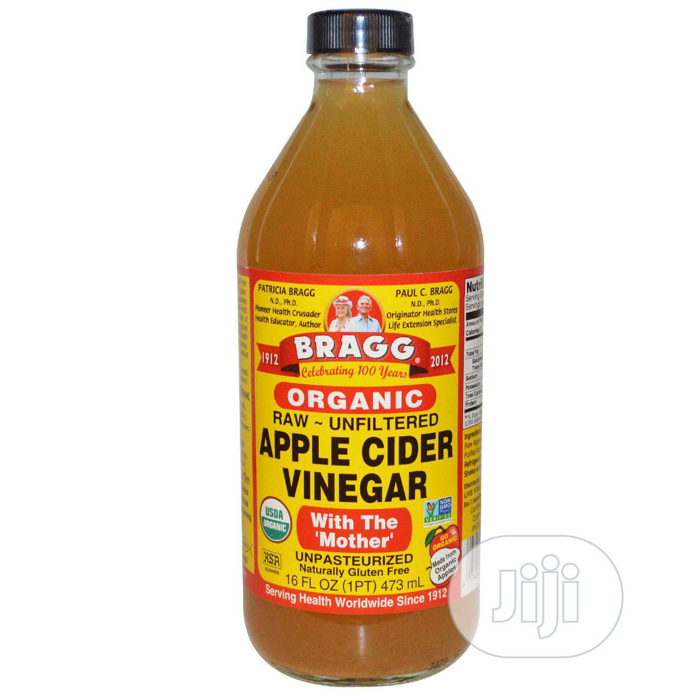 Original Bragg Apple Cider Vinegar 946ml (Big Bottle)