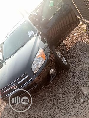 Toyota RAV4 2010 2.5 4x4 Black | Cars for sale in Oyo State, Ibadan