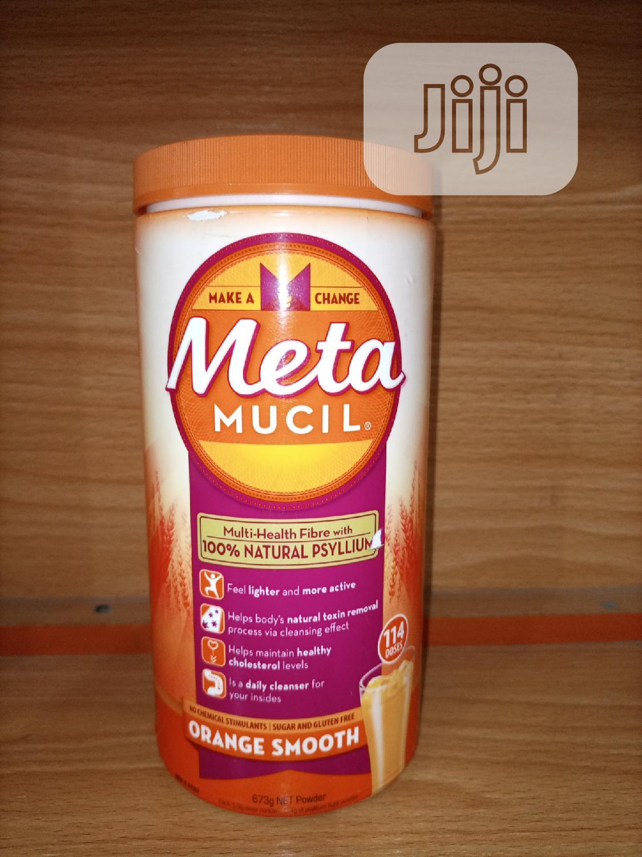 Metamucil 100% Natural Psyllium Husk 673g