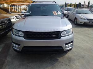 Land Rover Range Rover Sport 2014 Silver | Cars for sale in Lagos State, Lekki