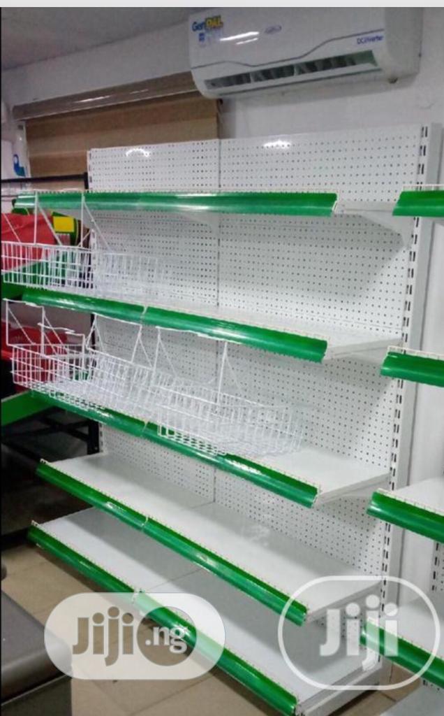 High Quality Supermarket Shelves