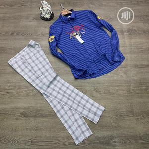Classic Turkey Shirt and Pants Trouser   Clothing for sale in Lagos State, Lagos Island (Eko)