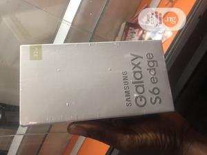 New Samsung Galaxy S6 edge 32 GB Gold   Mobile Phones for sale in Rivers State, Port-Harcourt