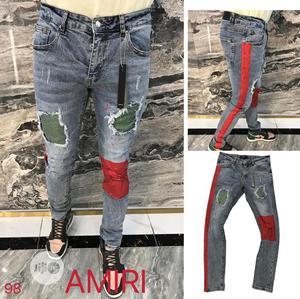 Classic Amiri Jeans Trousers   Clothing for sale in Lagos State, Lagos Island (Eko)