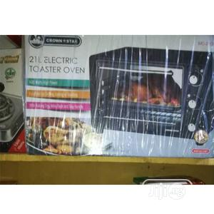 Crown Star 21L Electric Toaster Oven   Kitchen Appliances for sale in Lagos State, Ikeja