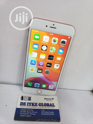 Apple iPhone 6s Plus 128 GB Gold   Mobile Phones for sale in Lagos State, Ikeja