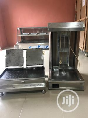 Shawarma Machine With Toaster | Restaurant & Catering Equipment for sale in Lagos State, Ojo