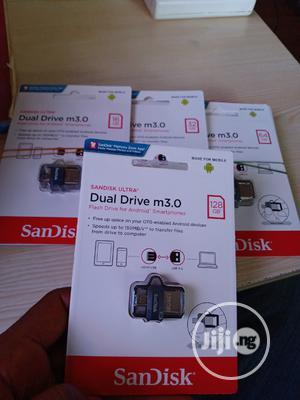 Sandisk 128GB ,64GB, 32GB Ultra OTG USB Flash Drive 3.0 | Computer Accessories  for sale in Lagos State, Ikeja