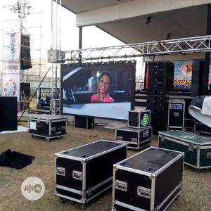 Rental LED Screen And Stage Setting | Party, Catering & Event Services for sale in Lagos State, Ikoyi