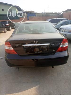 Toyota Camry 2004 Black | Cars for sale in Lagos State, Surulere