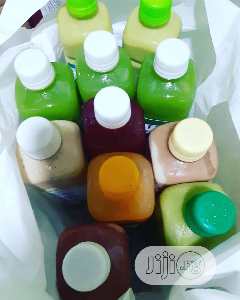 Archive: Smoothies And Juices