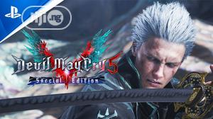 Devil May Cry 5 Special Edition (Play Station 5) | Video Games for sale in Oyo State, Ibadan