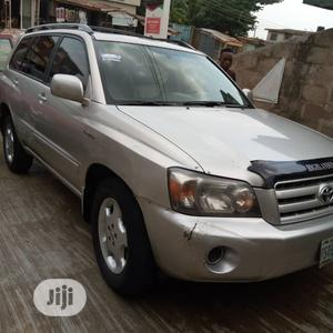Toyota Highlander 2006 Silver | Cars for sale in Lagos State, Ikotun/Igando