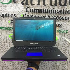 Laptop Dell Alienware 15 R2 8GB Intel Core I7 1T   Laptops & Computers for sale in Lagos State, Ikeja