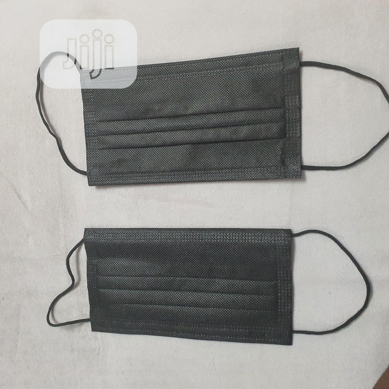 Archive: Black 3 Ply Mask
