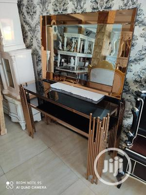 Console & Mirror   Furniture for sale in Lagos State, Lekki