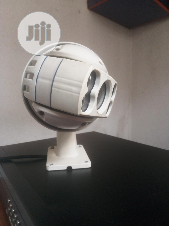 High Speed Dome CCTV Camara