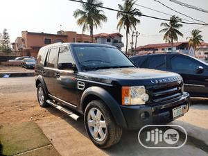 Land Rover LR3 2007 HSE Black | Cars for sale in Lagos State, Ikeja