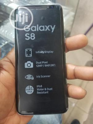 Samsung Galaxy S8 64 GB Silver | Mobile Phones for sale in Lagos State, Surulere