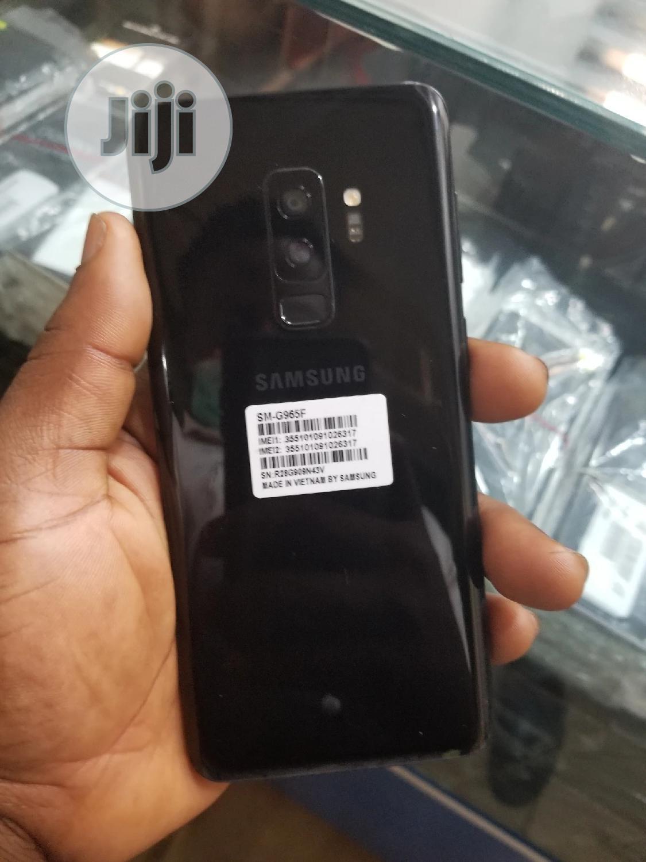 Samsung Galaxy S9 Plus 64 GB Black | Mobile Phones for sale in Ikeja, Lagos State, Nigeria