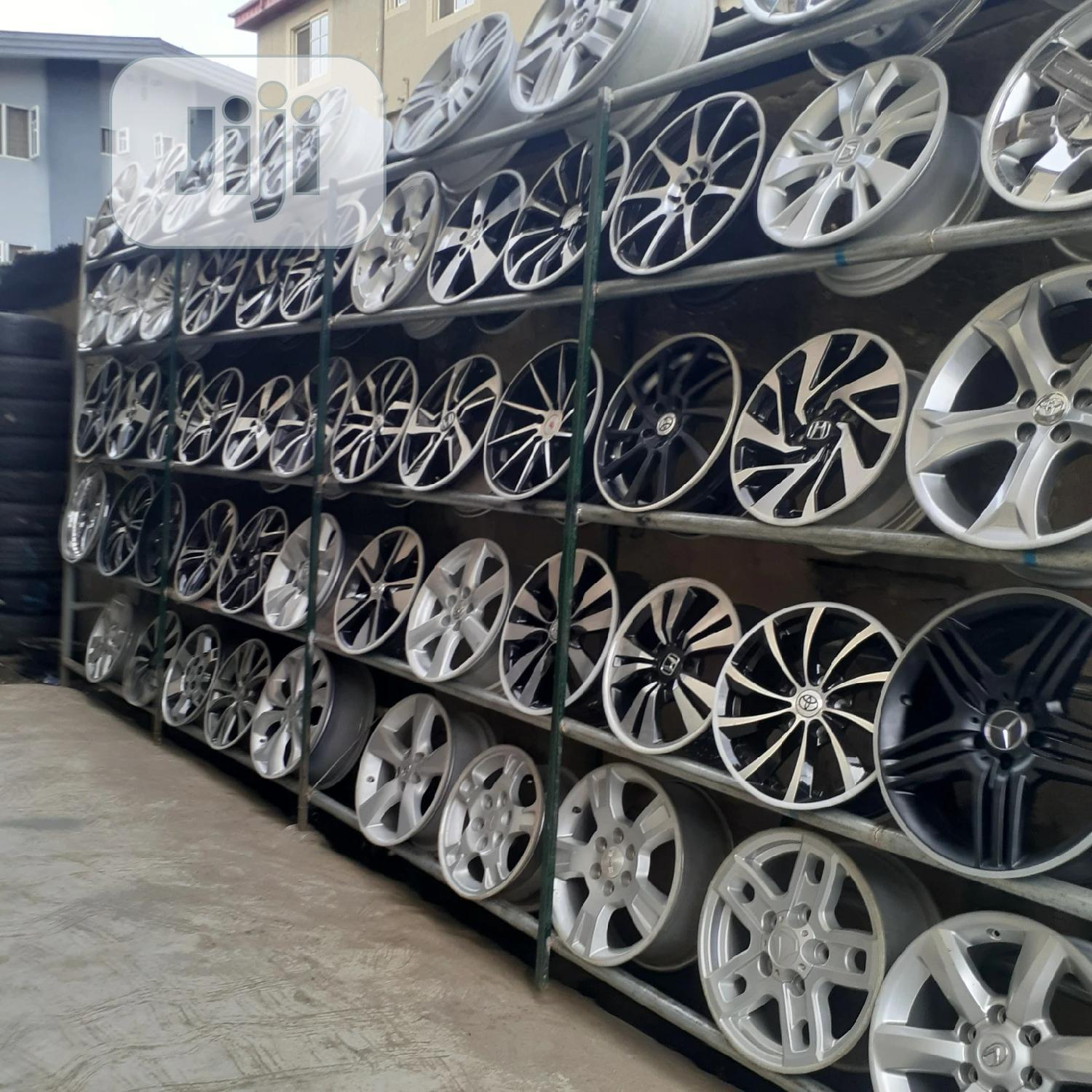 Archive: All Kinds Of Alloy Wheels And Tires