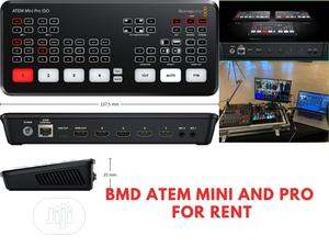 Blackmagic Atem Mini Pro For Rent   Photography & Video Services for sale in Lagos State, Ajah