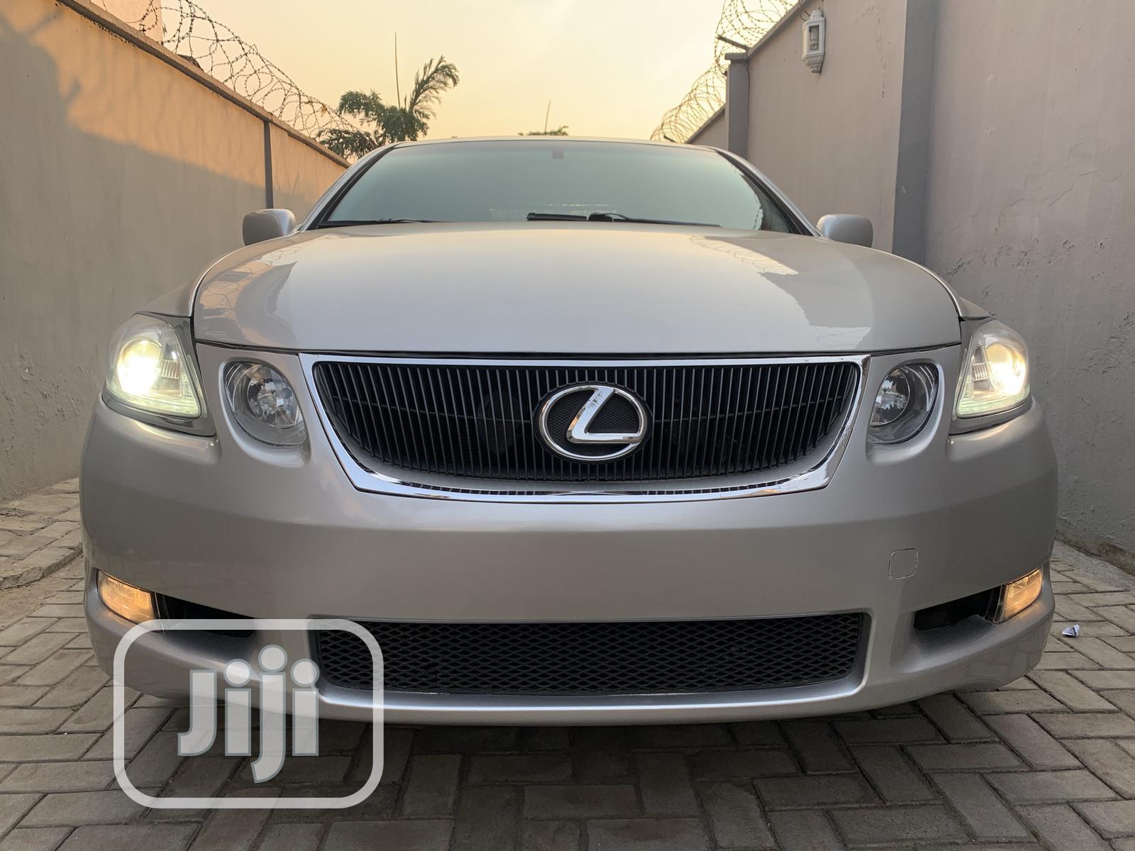 Lexus GS 2007 350 4WD Silver