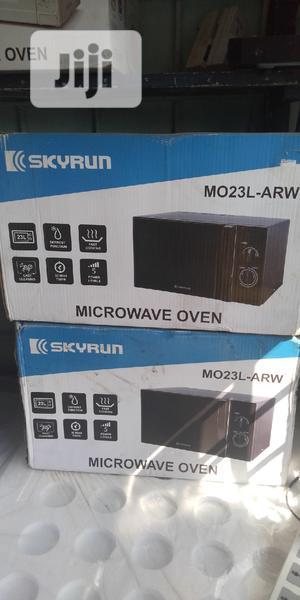 Skyrun Microwave Oven | Kitchen Appliances for sale in Lagos State, Ikorodu