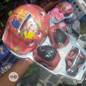 Kids Skating Helmet and Body Guide | Sports Equipment for sale in Lagos State, Ipaja