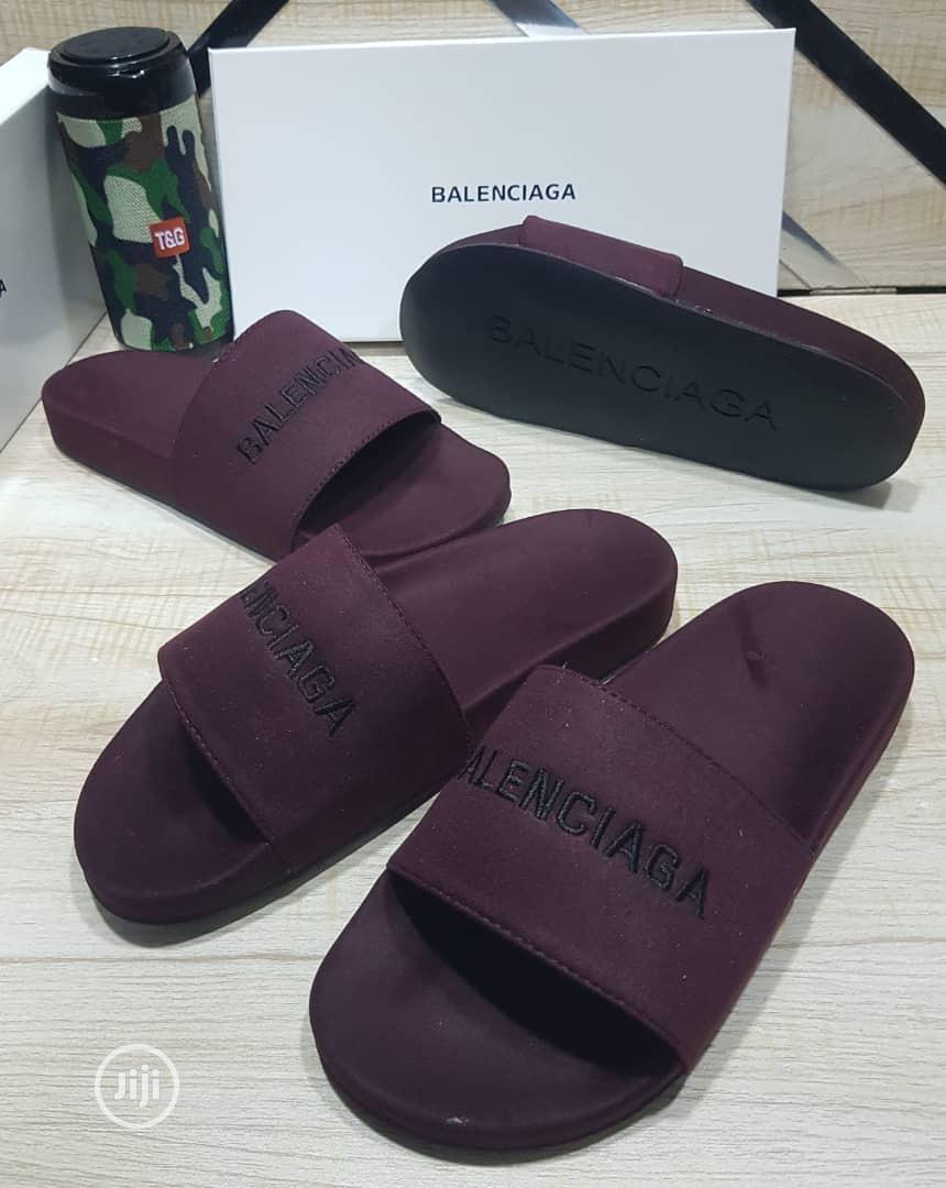 Balenciaga and Gucci Palms