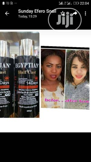 Egyptian Half Cast Lotion | Skin Care for sale in Lagos State, Lekki