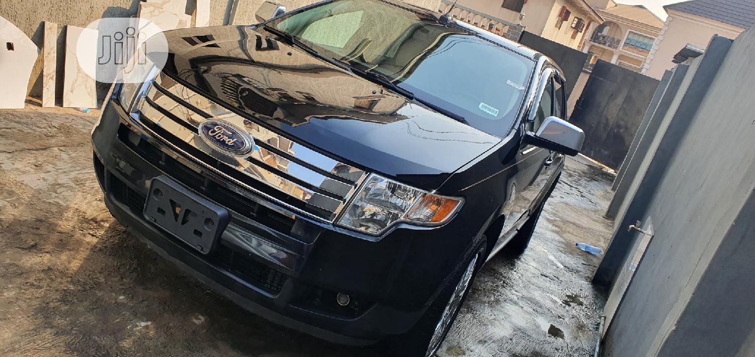 Archive: Ford Edge 2008 SE 4dr FWD (3.5L 6cyl 6A) Black