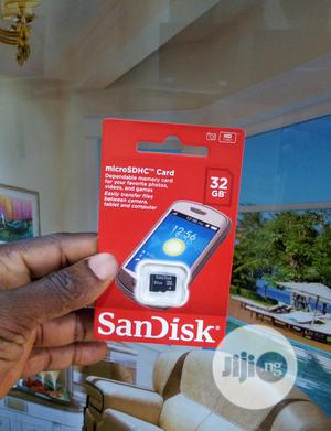 Sandisk Ultra 32GB Micro SD Memory Card 80mb/S Class 10 | Accessories for Mobile Phones & Tablets for sale in Lagos State, Ikeja
