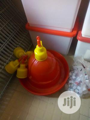 Automatic Birds Drinker Available For Sale | Farm Machinery & Equipment for sale in Oyo State, Ibadan