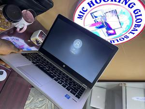 Laptop HP EliteBook Folio 9480M 8GB Intel Core i5 SSD 160GB | Laptops & Computers for sale in Lagos State, Ikeja