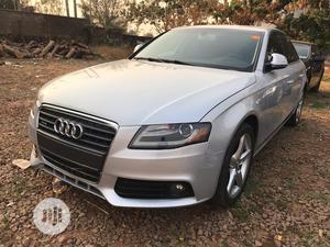 Audi A4 2012 2.0T Premium Silver | Cars for sale in Abuja (FCT) State, Central Business District
