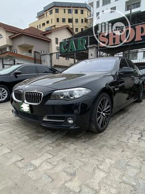 BMW 535i 2013 Black | Cars for sale in Lagos State, Lekki