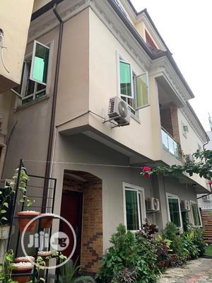 Five Bedrooms Semi Detached Duplex | Houses & Apartments For Sale for sale in Lekki, Chevron