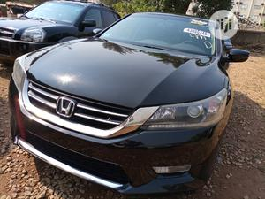 Honda Accord 2013 Black | Cars for sale in Abuja (FCT) State, Central Business District