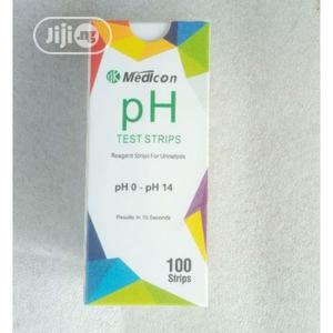Rapid PH Test Strips PH 0-14   Tools & Accessories for sale in Lagos State, Ojo