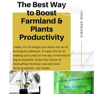 100% Humusplus Organic Fertilizer-50packs   Feeds, Supplements & Seeds for sale in Lagos State, Ajah