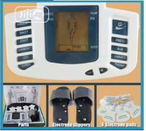 Electric Massager Body Therapy Machine Acupuncture Massager | Sports Equipment for sale in Oyo State, Ibadan